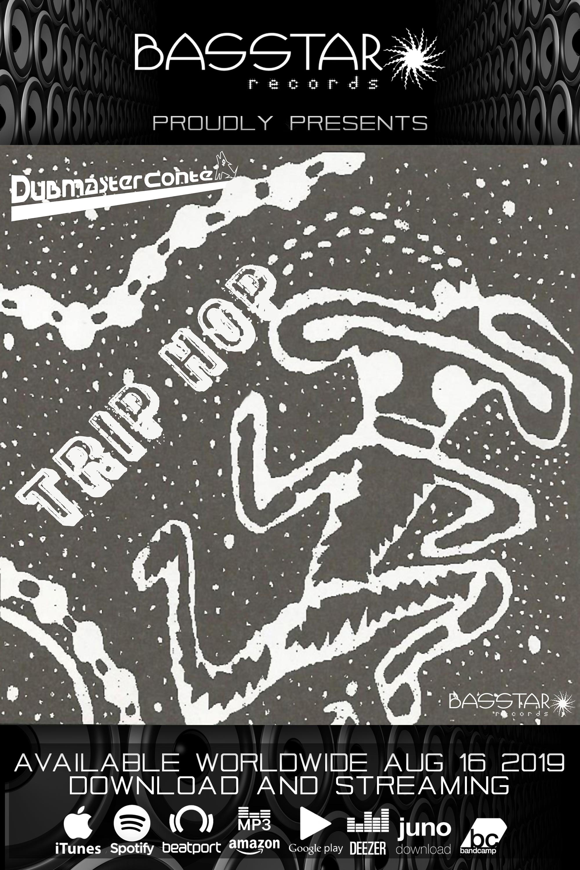 Dubmaster Conte brand new album :