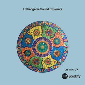 Entheogenic Sound Explorers available on streaming services worldwide
